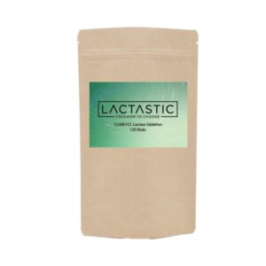 Lactastic Lactase Tabletten 120 stuks 12000 FCC