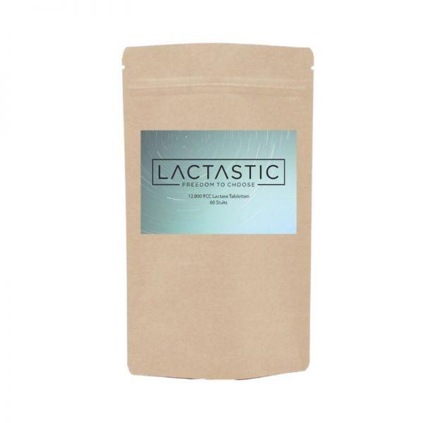Lactastic Lactase Tabletten 60 stuks 12000 FCC