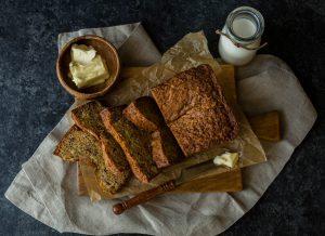 Bananenbrood Lactosevrij recept