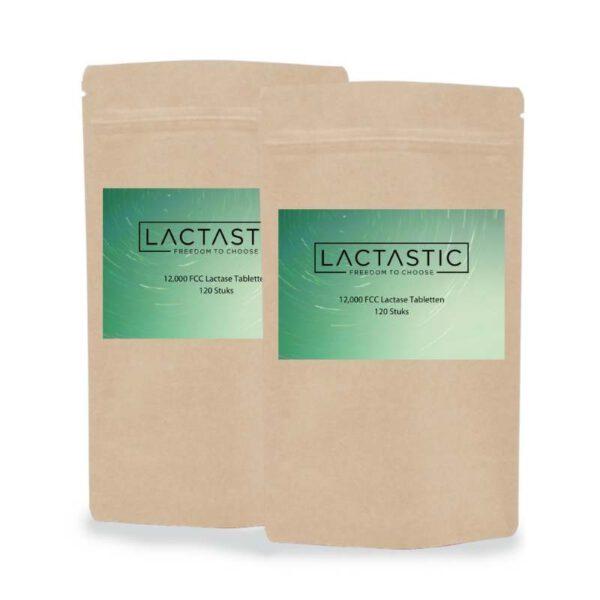 Lactastic Lactase Tabletten 240 stuks 12000 FCC
